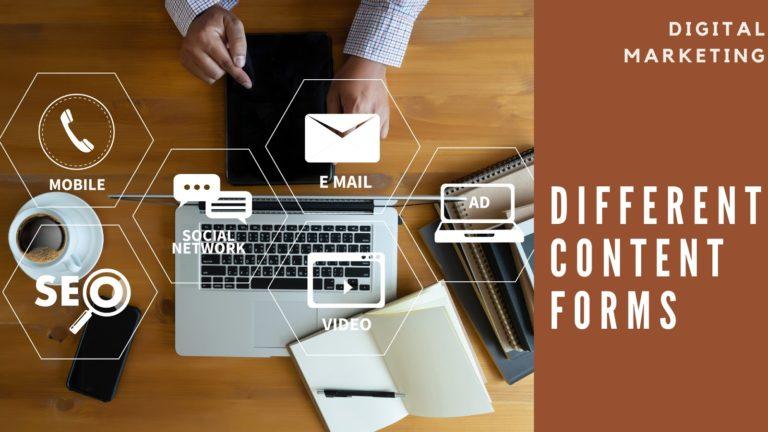 Different-Digital-Marketing-Streams