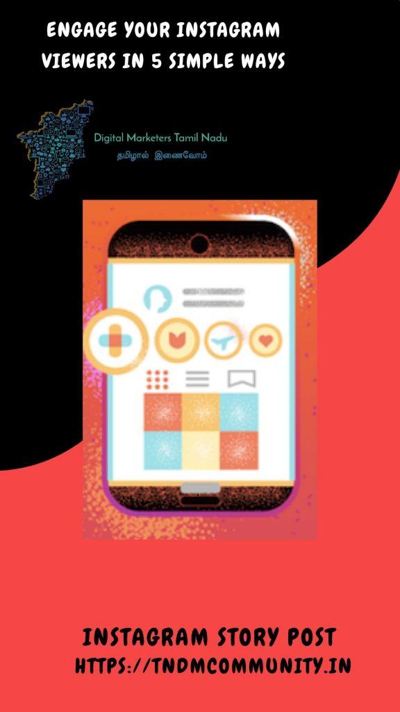 Engage your Instagram Viewers in 5 simple ways - Instagram Stories